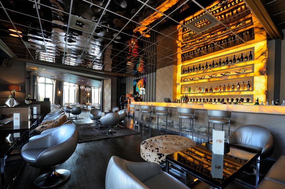 decoracao de interiores de baresTrendy Restaurant Bar Designs