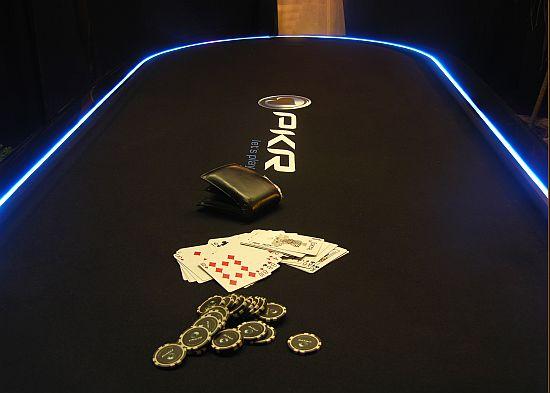 Mesa Poker Jantar Mesa de Poker Brilhante